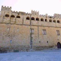 Hotel El Castell Вальдерробрес пляж