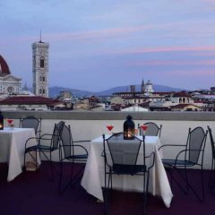 Hotel Palazzo Gaddi Firenze гостиничный бар