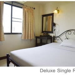 Отель Rambuttri Village Inn & Plaza 3* Стандартный номер с различными типами кроватей фото 17