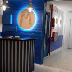Отель Hostal Miranda Испания, Бланес - отзывы, цены и фото номеров - забронировать отель Hostal Miranda онлайн интерьер отеля