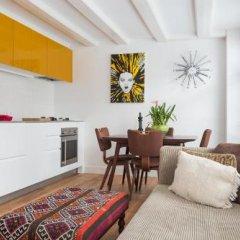 Отель House of Arts City Centre Apartment Нидерланды, Амстердам - отзывы, цены и фото номеров - забронировать отель House of Arts City Centre Apartment онлайн комната для гостей фото 5