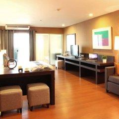 Отель B.U. Place Бангкок интерьер отеля