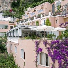 Отель Conca DOro Италия, Позитано - отзывы, цены и фото номеров - забронировать отель Conca DOro онлайн вид на фасад