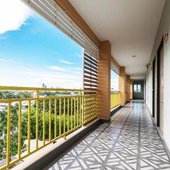 Отель T Sleep Place балкон