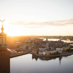 Отель Lady Hamilton - Collector's Hotels Стокгольм балкон