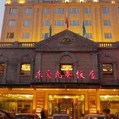 Dongjiaominxiang Hotel Beijing Пекин вид на фасад