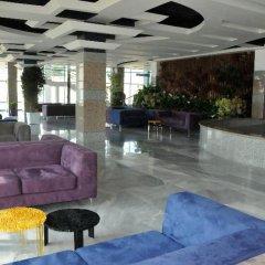 Отель Bourgas Болгария, Солнечный берег - отзывы, цены и фото номеров - забронировать отель Bourgas онлайн интерьер отеля