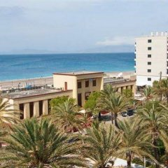 Achillion Hotel пляж фото 2