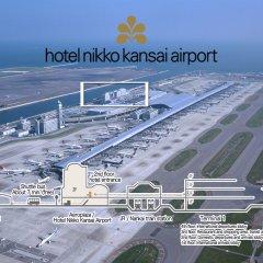 Hotel Nikko Kansai Airport спа