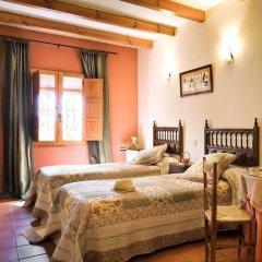 Отель Casa Rural Miel y Romero комната для гостей фото 4