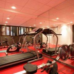 Отель Cézanne Hôtel Spa Франция, Канны - 1 отзыв об отеле, цены и фото номеров - забронировать отель Cézanne Hôtel Spa онлайн фитнесс-зал фото 3