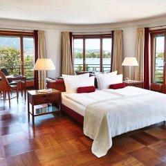 Steigenberger Hotel Bellerive au Lac комната для гостей фото 2