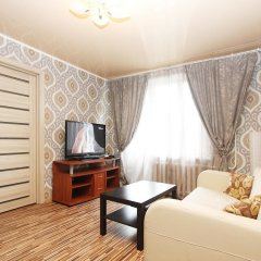 Апартаменты Apart Lux Полянка Москва комната для гостей фото 2