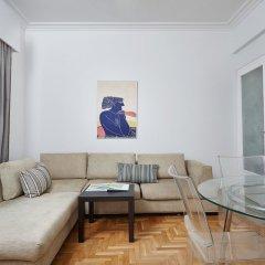 Апартаменты Acropolis Museum Apartment комната для гостей фото 2