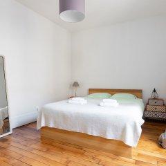 Апартаменты Bastille - Ledru Rollin Apartment комната для гостей фото 3