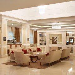Гостиница Хилтон Гарден Инн Ульяновск интерьер отеля