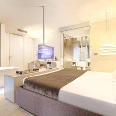 Отель The Rooms Hotel, Residence & Spa Албания, Тирана - отзывы, цены и фото номеров - забронировать отель The Rooms Hotel, Residence & Spa онлайн ванная фото 2