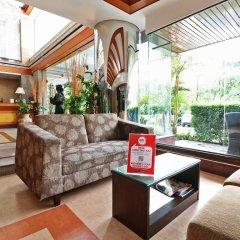 Отель NIDA Rooms Ramkamhaeng Avenue Min Buri интерьер отеля фото 3