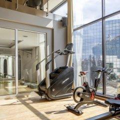 Отель Hilton Prague фитнесс-зал фото 3