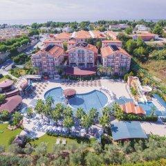 Hane Sun Hotel Сиде спортивное сооружение