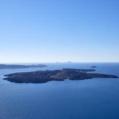 Отель Gitsa Cliff Luxury Villa Греция, Остров Санторини - отзывы, цены и фото номеров - забронировать отель Gitsa Cliff Luxury Villa онлайн пляж