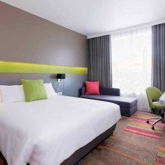 Отель Mercure Bangkok Siam Таиланд, Бангкок - 3 отзыва об отеле, цены и фото номеров - забронировать отель Mercure Bangkok Siam онлайн комната для гостей фото 2