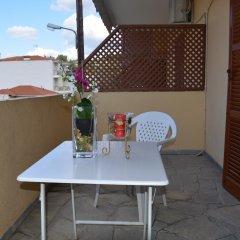Отель Marmaras Blue Sea Ситония балкон