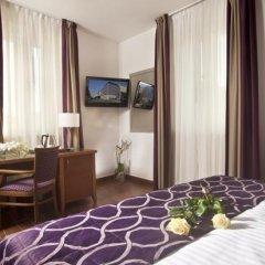 Hotel Galileo Prague 4* Стандартный номер с различными типами кроватей фото 18