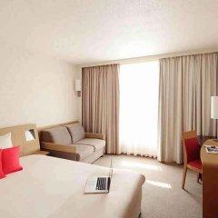 Отель Novotel Chateau de Maffliers комната для гостей фото 4