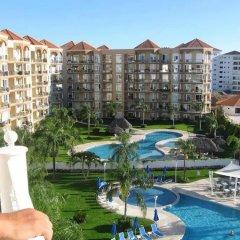 Отель Condo Sol Масатлан балкон