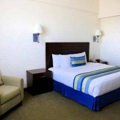 Отель Best Western Aeropuerto Мексика, Эль-Бедито - отзывы, цены и фото номеров - забронировать отель Best Western Aeropuerto онлайн комната для гостей фото 2