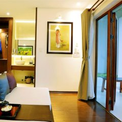 Azumi Villa Hotel интерьер отеля