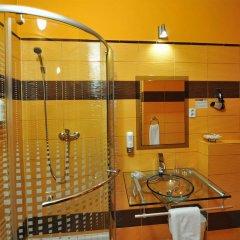 Hotel Arte Брно ванная