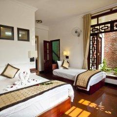 Отель Flower Garden Homestay Хойан комната для гостей фото 4