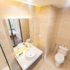 Отель Lily Hometel Imperia Garden ванная фото 2