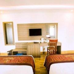 Отель Euro Star Hotel Вьетнам, Нячанг - отзывы, цены и фото номеров - забронировать отель Euro Star Hotel онлайн удобства в номере фото 2
