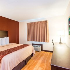 Отель Red Roof Inn Columbus - Ohio State Fairgrounds комната для гостей фото 5