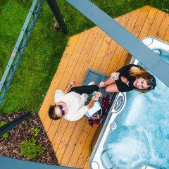 Отель EMPIRENT Garden Suites бассейн фото 2