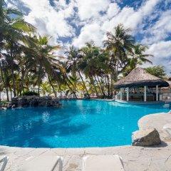 Отель Coral Costa Caribe бассейн фото 3