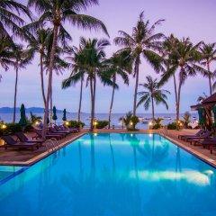 Отель Coco Palm Beach Resort бассейн фото 2