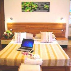 Отель Spiaggia Marconi Римини комната для гостей фото 4