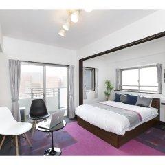 Отель Residence Hakata 4 Хаката комната для гостей