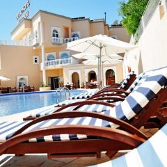 Grand Hotel Palladium Santa Eulalia del Rio бассейн фото 3