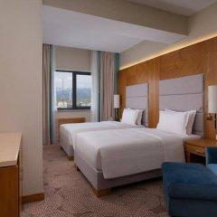 Гостиница DoubleTree by Hilton Almaty комната для гостей фото 3
