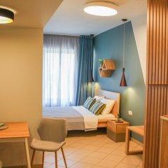 Отель Dynasta Central Suites комната для гостей фото 4