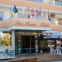 San Remo Hotel бассейн