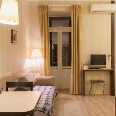 Апартаменты Веста Стандартный номер с двуспальной кроватью фото 32