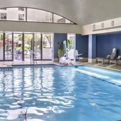 Отель JW Marriott Hotel Washington DC США, Вашингтон - отзывы, цены и фото номеров - забронировать отель JW Marriott Hotel Washington DC онлайн бассейн фото 2