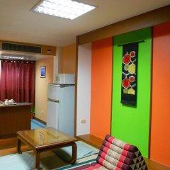Отель Bs Court Boutique Residence Бангкок в номере