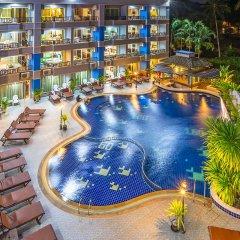 Отель Aonang Silver Orchid Resort бассейн фото 2